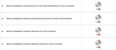 Tus monedas de My Nintendo no duran para siempre - LevelUp