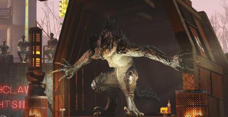 Captura criaturas en el próximo DLC de <em>Fallout 4</em>