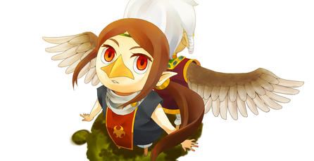 Mira a Medli de <em>Hyrule Warriors</em> en acción