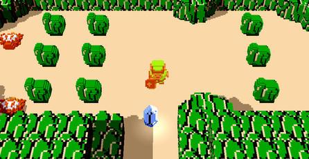 Nintendo le pide a creadores de Zelda30Tribute que retiren su videojuego