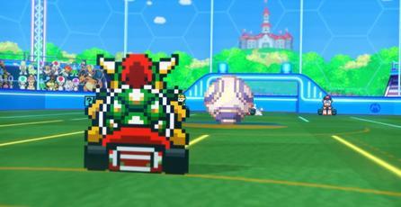 Esto pasa al combinar <em>Rocket League</em> con <em>Mario Kart</em>