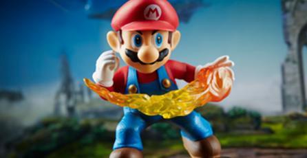 Nintendo lanzará exhibidor para amiibo de <em>Super Smash Bros.</em>
