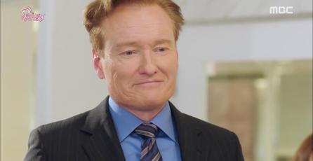 """Conan O'Brien disfrutó en un """"PC Bang"""" en Corea del Sur"""