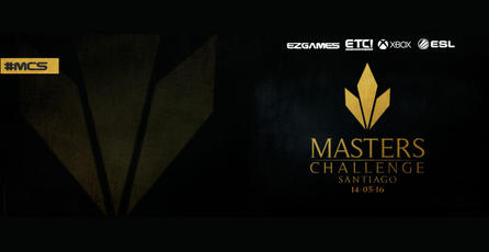 WB Games y Xbox Chile presentan el <em>Master Challenge Santiago</em>