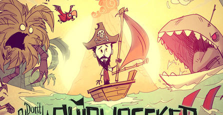 <em>Don't Starve: Shipwrecked</em> llegará a PlayStation 4 en primavera