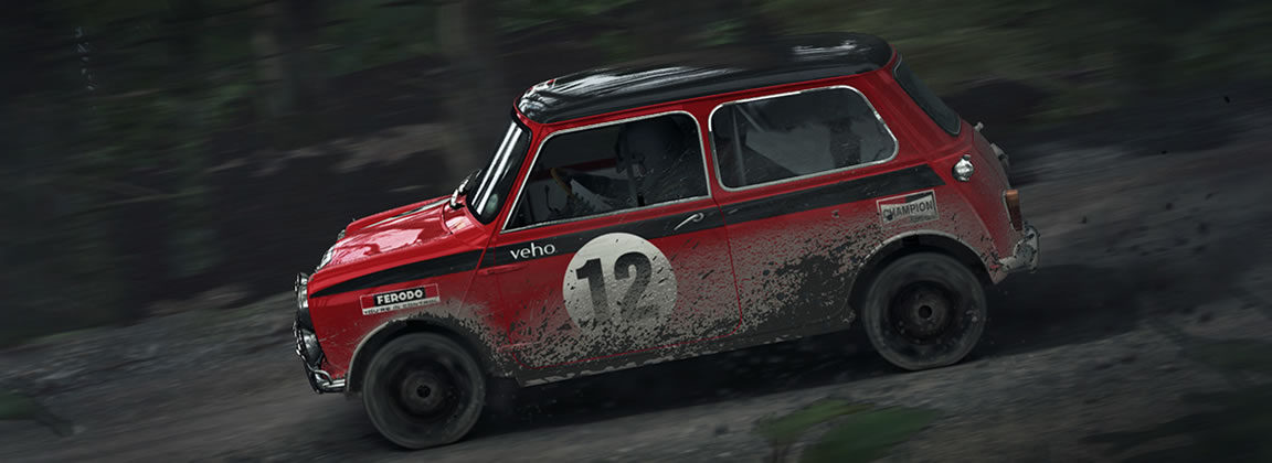 DiRT Rally - LevelUp
