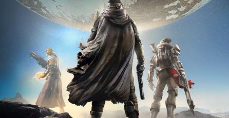 Conoce cuánto pesará el próximo update de <em>Destiny</em>