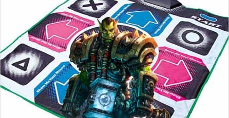 Jugador llegó al nivel 100 de <em>World of Warcraft</em> utilizando una alfombra de <em>DDR</em>
