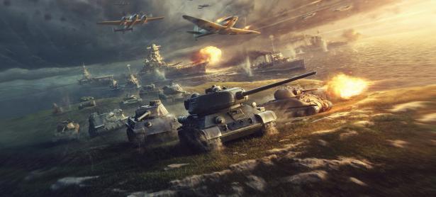 Anuncian más contenido para <em>World of Tanks</em> en PS4