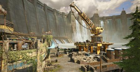 Los mapas de <em>Gears of War 4</em>