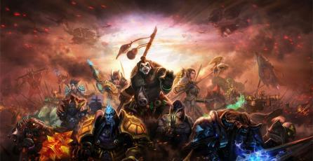 Servidores de Blizzard sufrieron ataque de DDoS