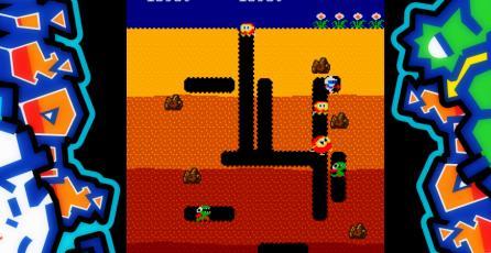 Bandai Namco anuncia sus clásicos de arcade para PS4, Xbox One y PC