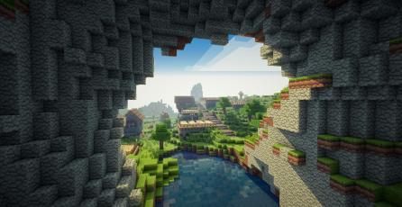 <em>Minecraft</em> y <em>Dark Souls</em> podrían ser más parecidos de lo que crees