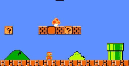 Superan récord mundial en terminar <em>Super Mario Bros.</em>