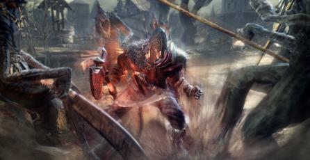 Conviértete literalmente en un dragón en <em>Dark Souls III</em>