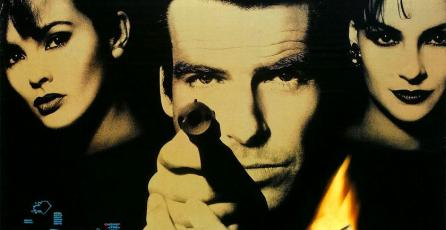 Mira el primer nivel de <em>GoldenEye 007</em> corriendo en el motor de <em>Doom</em>