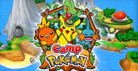 Camp Pokémon disponible para dispositivos Android