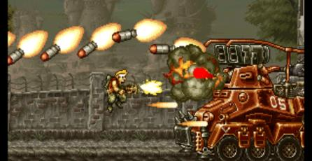 <em>Metal Slug 2</em> ya está disponible en Steam