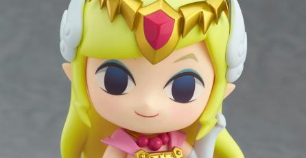Anuncian nueva figura Nendoroid de Zelda