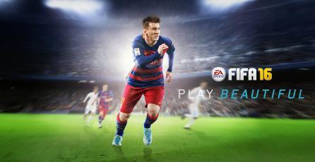 <em>FIFA 16</em> ya está disponible gratuitamente en EA Access
