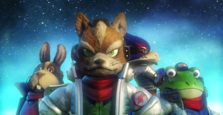 Ve el trailer de lanzamiento de <em>Star Fox Zero</em>