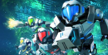 <em>Metroid Prime: Federation Force</em> ya tiene fecha de lanzamiento