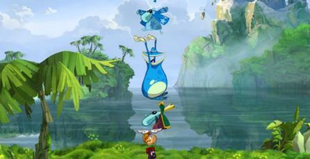 Ya puedes jugar <em>Rayman Origins</em> en Xbox One