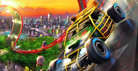<em>TrackMania Turbo </em>