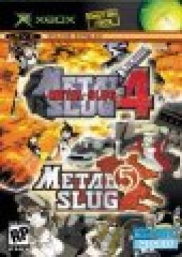 Metal Slug 4 & Metal Slug 5