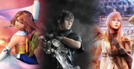 Cómo ponerte al día para <em>Final Fantasy XV</em>