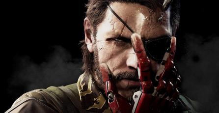 Dark Horse publicará libro de arte de <em>Metal Gear Solid V</em>