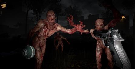 Las cosas se ponen tenebrosas con este juego de zombies en RV