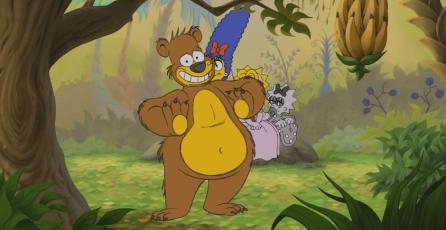Los Simpson homenajean los clásicos filmes de Disney
