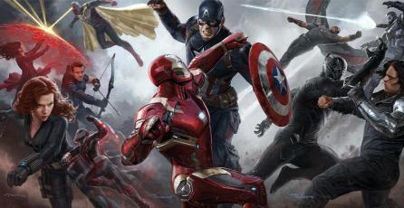 Nuevo TV Spot de Captain America: Civil War