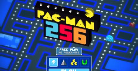 <em>Pac-Man 256</em> llegaría a PS4, Xbox One y PC