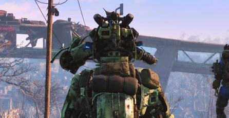 Mods de <em>Fallout 4</em> llegarán a consolas en junio