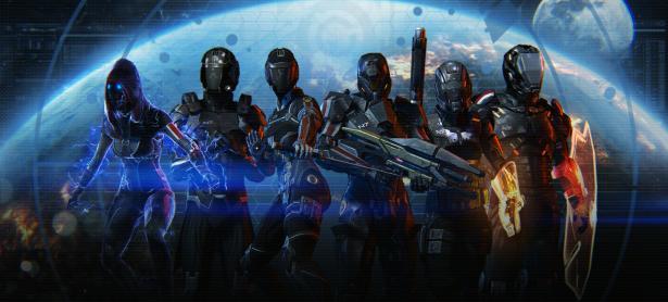 BioWare está streameando algo increíble y no es <em>Mass Effect</em>