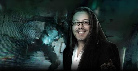 John Romero quiere hacerte su perra (otra vez)