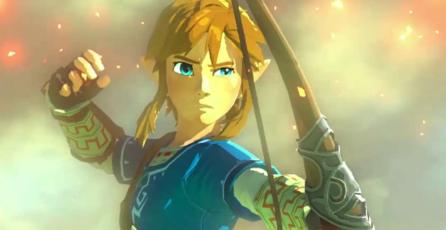 <em>The Legend of Zelda</em> confirmado para NX y retrasado hasta 2017