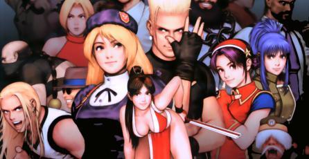 Filtran trofeos de <em>The King of Fighters 2000</em> para PS4