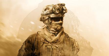 <em>Call of Duty: Modern Warfare Trilogy</em> aparece en el sistema de Amazon
