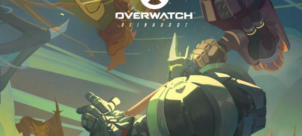 Ya está disponible el segundo cómic de <em>Overwatch</em>