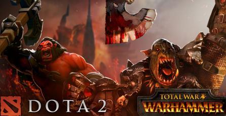 Preparan crossover promocional entre <em>Dota 2</em> y <em>Warhammer</em>