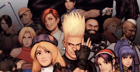 The King of Fighters 2000 llegará a PlayStation 4