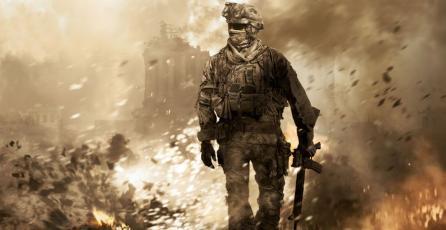 Confirman remasterización de <em>Call of Duty 4: Modern Warfare</em>