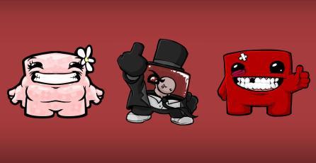 <em>Super Meat Boy</em> tiene fecha de salida en Wii U