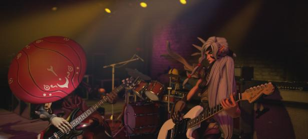 Mira a los personajes de <em>Battleborn</em> en <em>Rock Band 4</em>