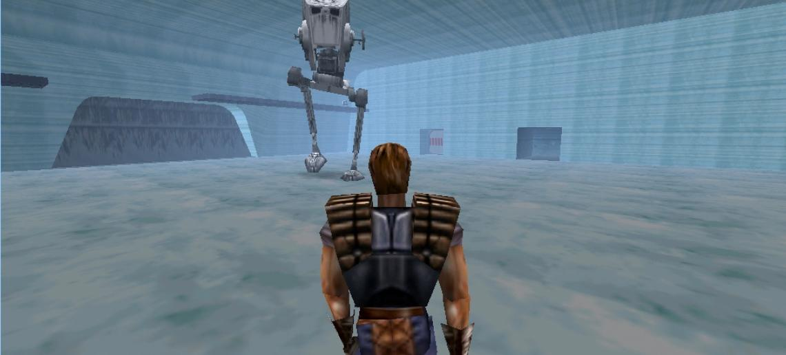 Image result for star wars shadows of the empire video game