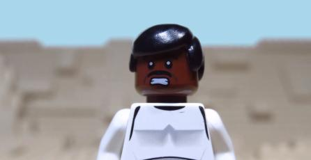 Muestran nuevo trailer de <em>LEGO: The Force Awakens</em>