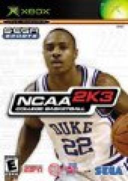 Sega Sports NCAA College Basketball 2K3